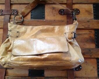 Vintage Kooba Leather Bag Purse