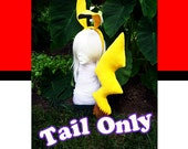 Electrifying Pikachu Tail for Cosplay and Halloween