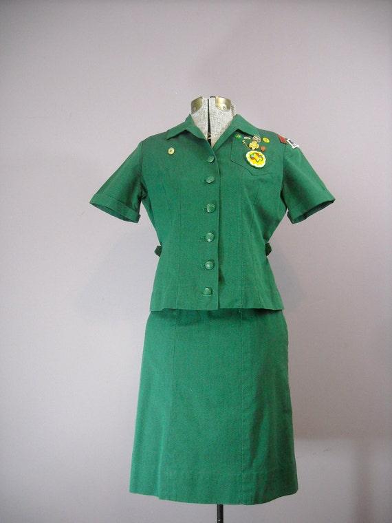 Vintage Scout Uniforms 96