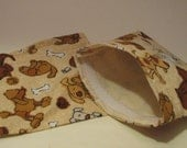 Bags,Treat Bag, Pooch Pouch, Dog Snack Pack, Set of Two