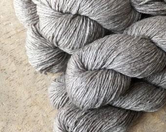 Natural Silk Yak DK Yarn