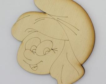 Smurfette - BAP173