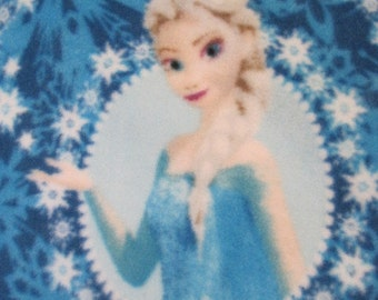 Frozen Movie Characters Handmade Blanket - Ready to Ship Now