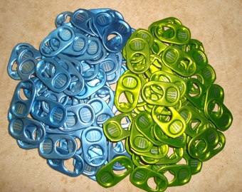 100 Monster Energy Drink Can Tops Aluminum Soda Pop Pull Tabs Crafting Can Tabs