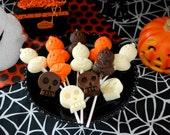 Skull Chocolates - Halloween, Pirate Party, Dia de los Muertos