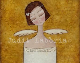 PRINT Angel of Love