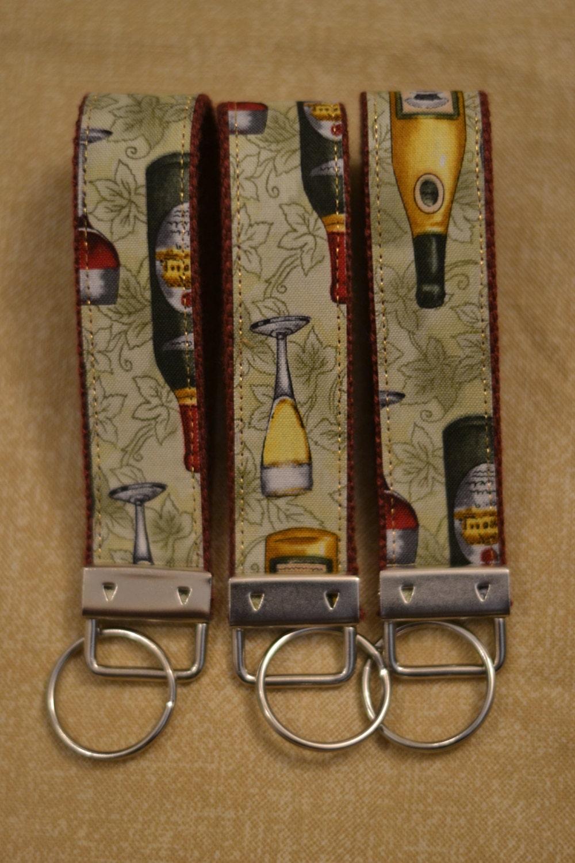 wine key fob wine bottle key fob wine key chain wine bottle. Black Bedroom Furniture Sets. Home Design Ideas