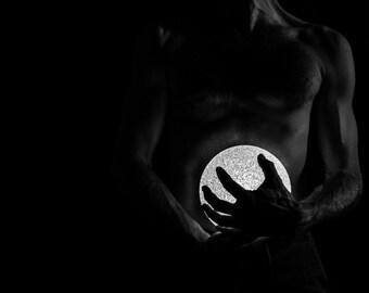 Dark Portrait 3 - Fine Art Photography - Wall Décor