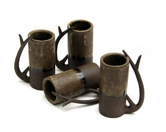 Woodland Espresso and Aperitif mini Mugs