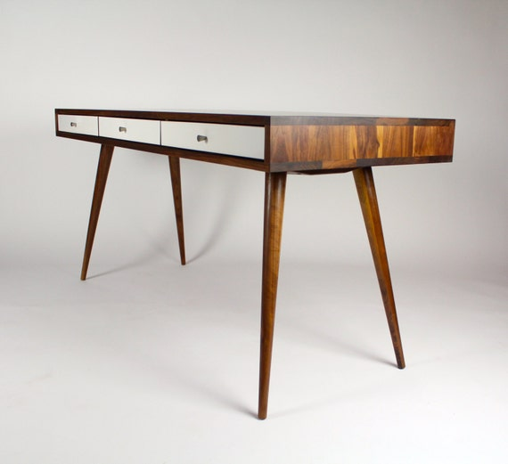 Il Jeremiah Collection Mid Century Desk