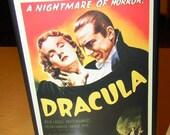 Dracula drinking flask