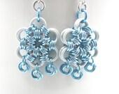Elsa Chainmaille Earrings