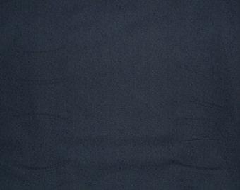 Japanese Indigo Very Fine Stripe Print Pure Cotton Fabric--One Yard