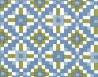 Serenade by Kate Spain - Sky Kaleidoscope (27115-12) - 1 Yard