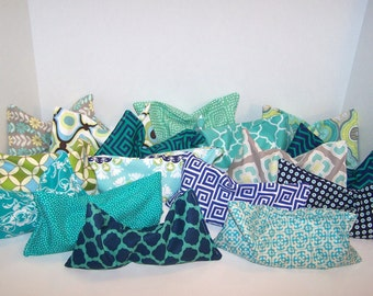 Set of Fifteen (15) for 85 - Lavender Eye Pillow Aromatherapy - Aroma Therapy Yoga Relaxation Mask
