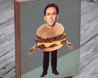 "Shop ""nicolas cage"" in Prints"