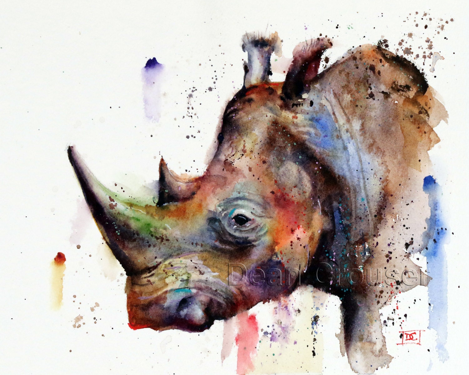 asian art of rhinoceros In november, we asked you to submit nickname ideas for our bronze chinese  rhinoceros masterpiece thousands of you chipped in from all over the world with .