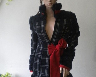 UNIQUE  -Stylish ladies coat