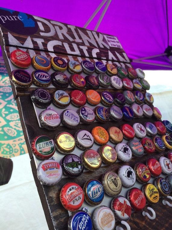 Upick bottle cap magnets beer cap craft beer recycled - Beer bottle caps recyclable ...