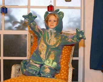 "Baby Chameleon/""Pascal"" Costume"