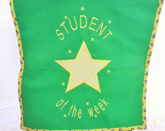 Student of the Week Chair Cover