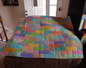 Spring Colors Kid Quilt