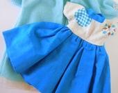 Vintage Blue Tammy Size Clothes