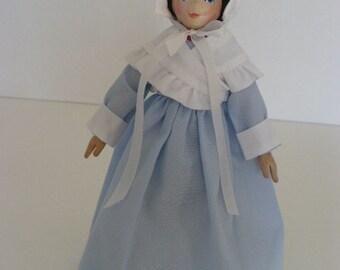 Hitty Quaker Dress Pattern