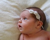 Mini Knot Bow Headband - 4 colors available