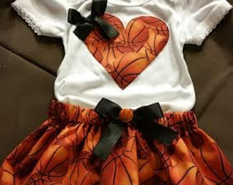 Baby Girl  Basketball outfit