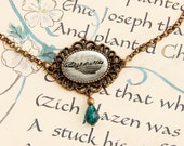 Charles Dickens - Signature Necklace