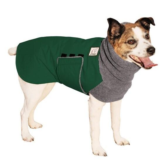 JACK RUSSELL Winter Dog Coat, Dog Coat, Winter Coat, Dog Clothing