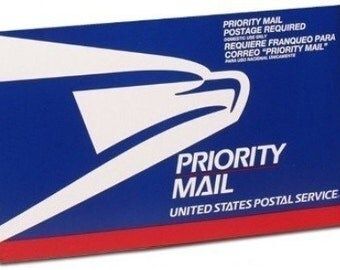 Upgrade to USPS Priority Mail 1 TO 3 Business Days - Domastic Only