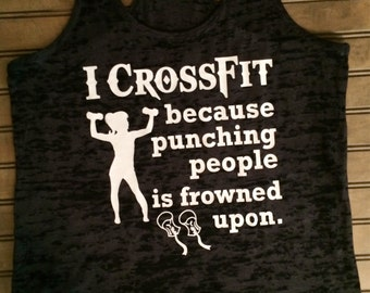 I Crossfit