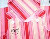 Girl Dress - Boutique Dress, Birthday Dress, Valentines Day, Valentine Clothing, Ready To Ship, Jumper Dress, Size 7, Size 8, A Line Dress