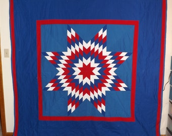 Daryls Star quilts