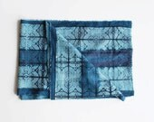 handpainted scarf, cotton scarf, hand printed, hand dyed, hand painted, unique shawl, oversized