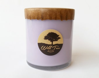 Lilac - 8 oz Soy Candle