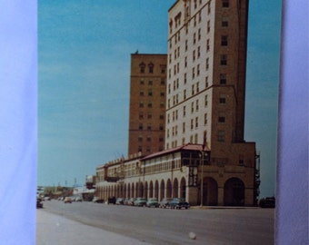 The Buccaneer Hotel Galveston Texas 1940