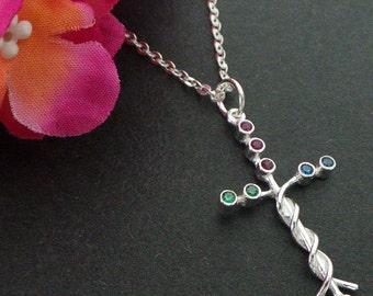 laminin jewelry etsy
