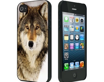 iPhone 4/4S case, iPhone 5/5S Case, iPhone 6, Wolf