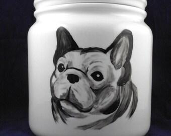 French Bulldog Cookie Jar