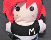 Michael Clifford 5sos 5 Seconds of Summer Plush Doll