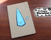 Lighthouses in Love: Feeling Toothy (Lined & Small Moleskine Notebook)