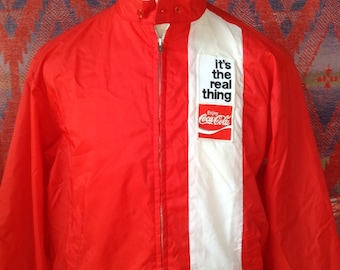 Vintage Coca Cola jacket USA L