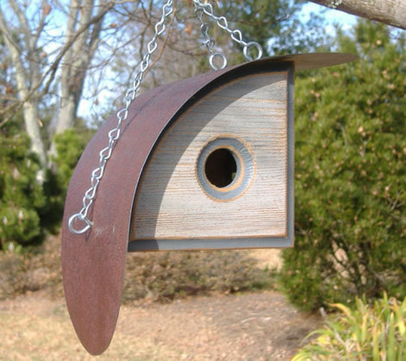 Modern Birdhouse Unique Bird Hosue Outdoor Birdhouses