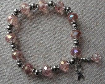 122 Breast Cancer Awareness Bracelet