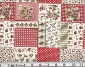 Patchwork Fabric/Cheater Fabric/Quick Quilts/Easy Quilt/Fabric by the Yard/Half Yard/Quarter Yard/Fat Quarter/ PRICE VARIES