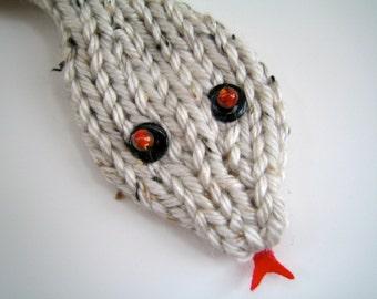 Snake Scarf - unisex scarf - children's Scarf - boy's scarf - funny scarf
