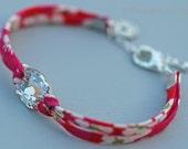 Liberty of London Swarovski Owlet Bracelet
